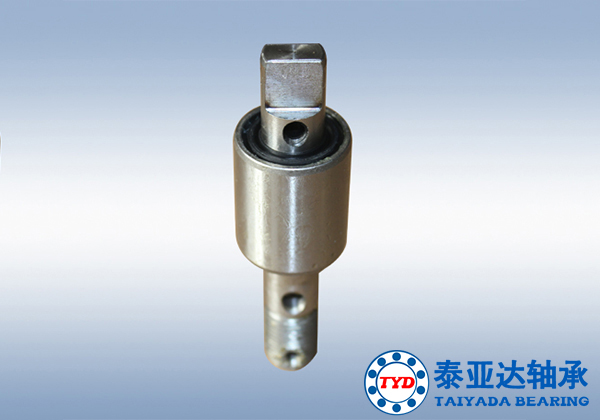 Automobile water pump shaft connecting bearing