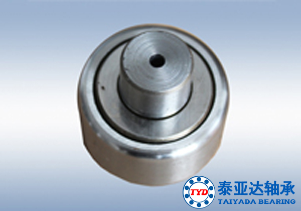 Thrust needle roller, roller and cage