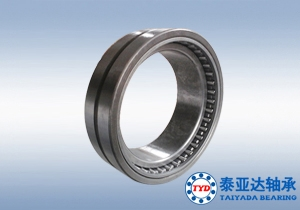Needle roller bearing without inner ring NK