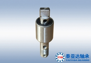 Seeding pump shaft bearing