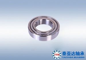 ZZ single row automotive water pump bearing